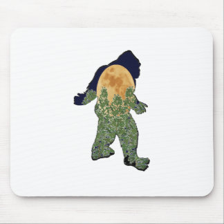 Watcher in the Woods Mouse Pad