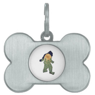 Watcher in the Woods Pet Name Tag
