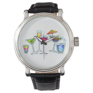 WATCHES - COCKTAIL UP! PARTY GLASSES
