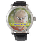 Watches with Pictures in Face with YOUR PHOTO