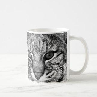 Watchful Lynx Coffee Mug