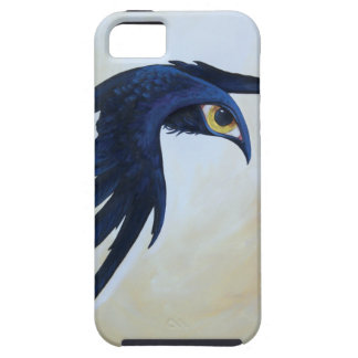 Watchful Raven iPhone 5 Cover