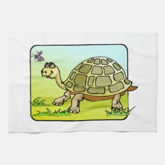 Watchful Turtle Kitchen Towel