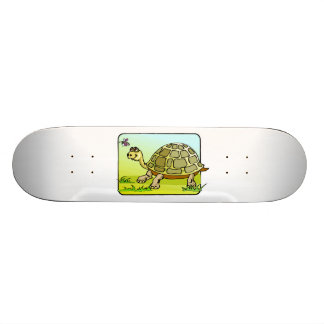 Watchful Turtle Skate Deck