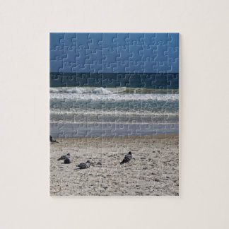 Watchin' the Tide Roll Away Jigsaw Puzzle