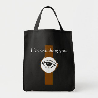 Watching carrying bag