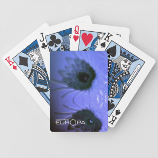Watching Europa Playing Cards #1