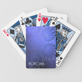 Watching Europa Playing Cards #2