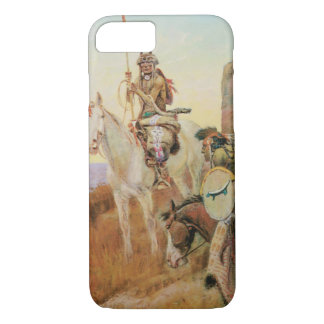 Watching for the White Man's Boats by OC Seltzer iPhone 7 Case