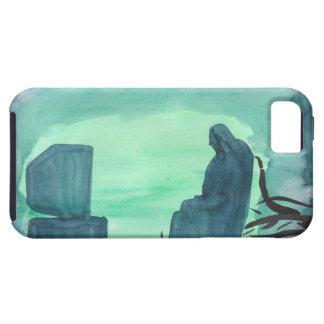 Watching Television iPhone 5 Covers