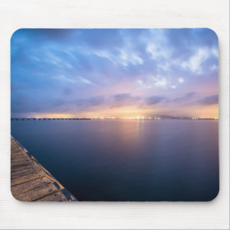 Watching the City lights II Mouse Pad