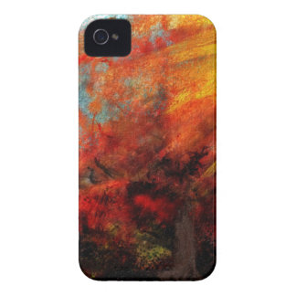 Watching the sun paint iPhone 4 cases