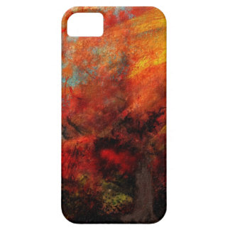 Watching the sun paint iPhone 5 case