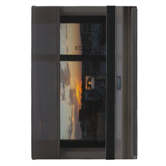 Watching The Sunset Cases For iPad Mini
