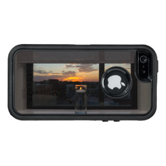 Watching The Sunset OtterBox Defender iPhone Case