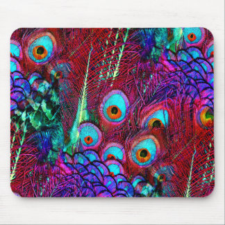 Watching you closely.. mouse pad