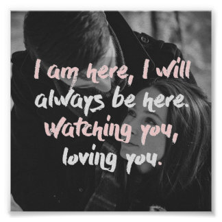 Watching You Loving You Poster