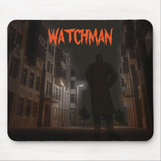 Watchman Mouse Pad