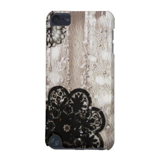 Water and Black Lace iPod Touch (5th Generation) Covers