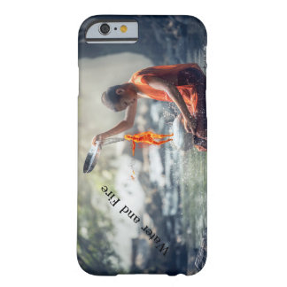 Water and fire tibetan barely there iPhone 6 case