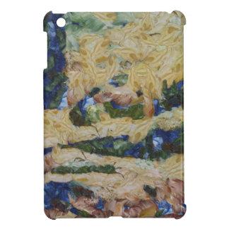 Water and river delta iPad mini case