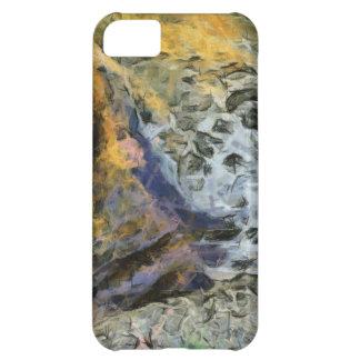 Water and rock iPhone 5C covers