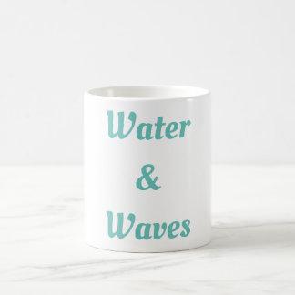 Water and Waves Coffee Mug