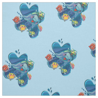 Water Babies Fabric