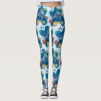 Water Babies Leggings