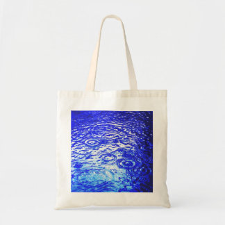 Water Budget Tote Bag
