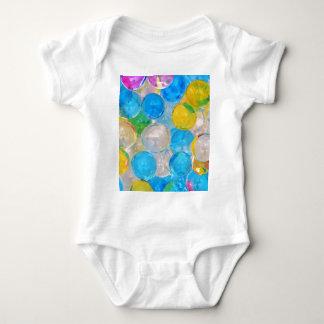 water balls baby bodysuit