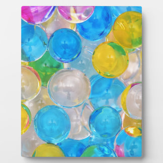 water balls plaque