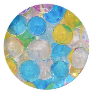 water balls plate