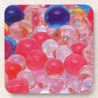 water balls texture coaster