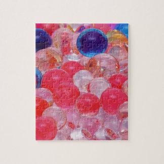 water balls texture jigsaw puzzle
