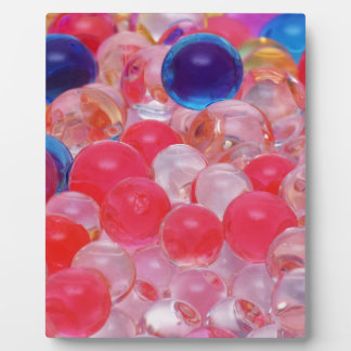 water balls texture plaque