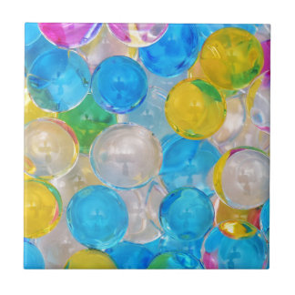 water balls tile