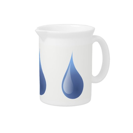 Water Beverage Pitchers