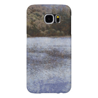 Water body surrounded by greenery samsung galaxy s6 cases