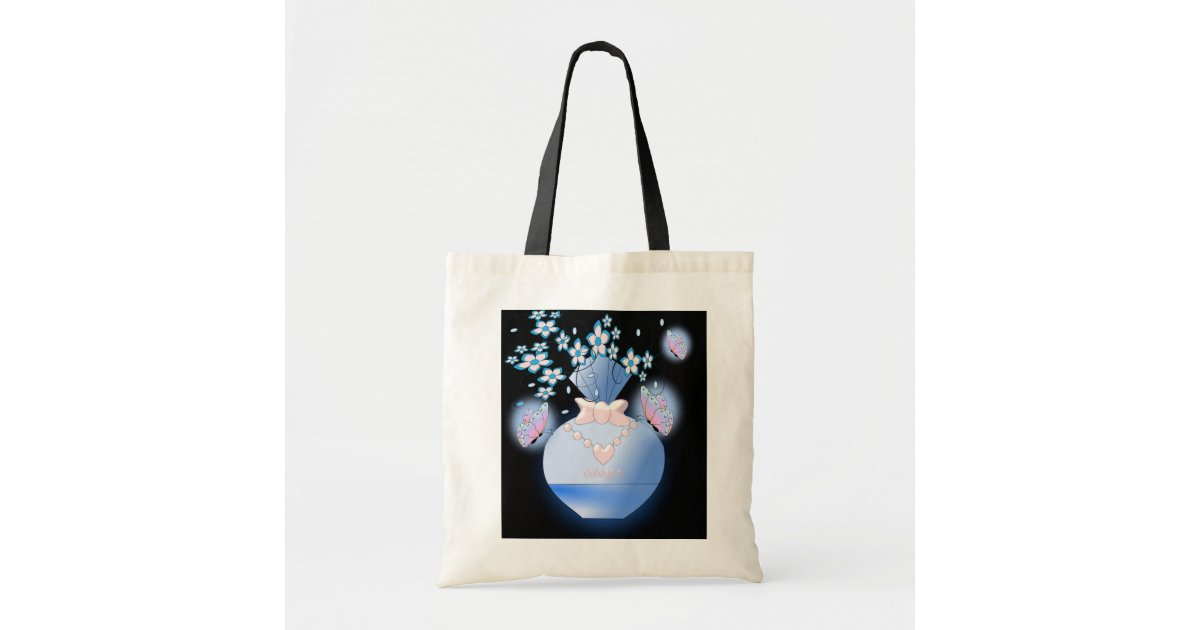 water bottle cologne budget tote bag zazzle