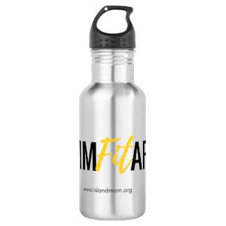 Water Bottle - #IMFitAF
