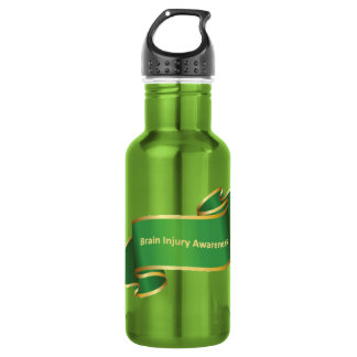 Water Bottle to Support Traumatic Brain Injury