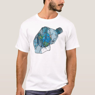 Water bottle world T-Shirt