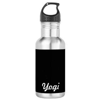 Water Bottle - Yogi