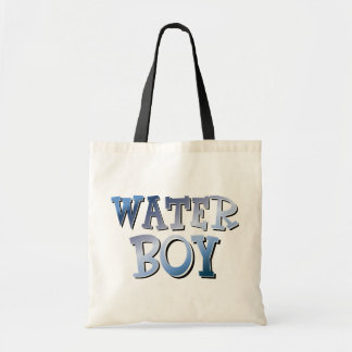 Water Boy Tote Bag