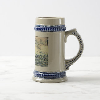 Water Brown Horse Beer Mug