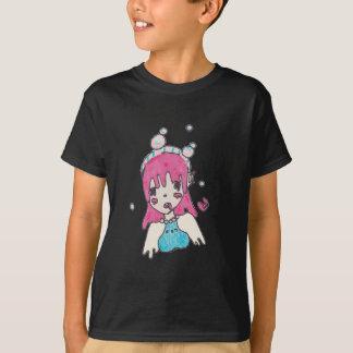 water bubble disolving chibi T-Shirt