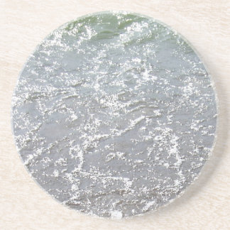 Water Bubbles Drink Coaster