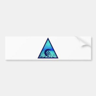 Water Bumper Sticker
