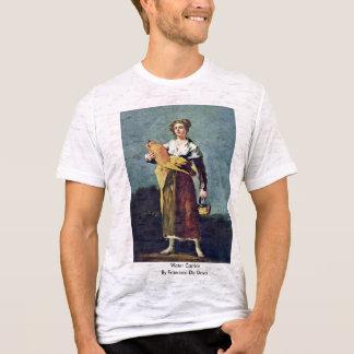 Water Carrier By Francisco De Goya T-Shirt